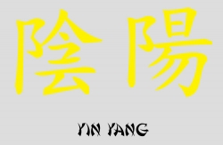 chinesisches schriftzeichen bedeutung yin yang. Black Bedroom Furniture Sets. Home Design Ideas